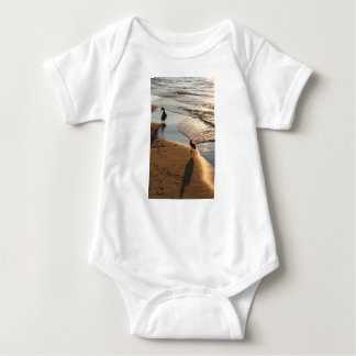 Sunset Walk With Mommy Baby Bodysuit