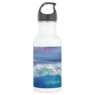 Sunset Wave Water Bottle