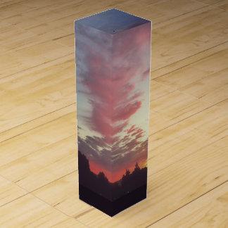 Sunset Wine Gift Box