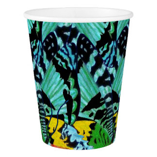 Sunset Wings Paper Cups Paper Cup