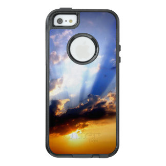 Sunset with Clouds, Beautiful Sky OtterBox iPhone 5/5s/SE Case