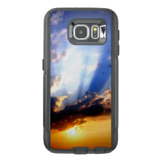 Sunset with Clouds, Beautiful Sky OtterBox Samsung Galaxy S6 Case