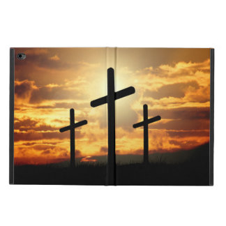 Sunset with Crosses Powis iPad Air 2 Case