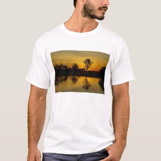 Sunset, Yellow Water Billabong T-Shirt