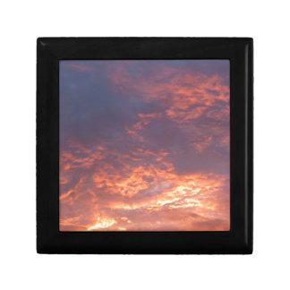 Sunset Yorkshire Landscape Gift Box