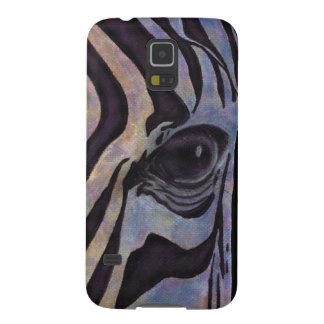 Sunset Zebra Samsung Galaxy S5 Case (Lori Corbett)