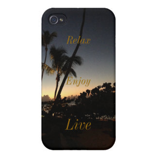 Sunset Zen iPhone 4/4S Covers