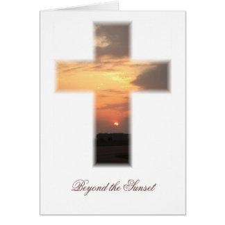 SunsetCrossMP, Beyond the Sunset Card