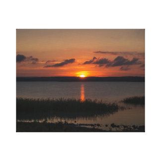 Sunsets Canvas Print