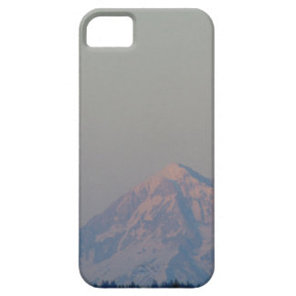 Sunset's Glow on the Mountain iPhone 5 Covers