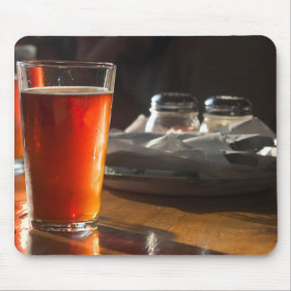 Sunshine Beer Mouse Pads