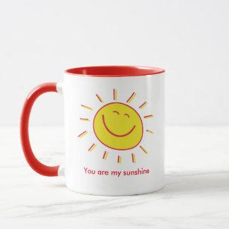 Sunshine - best friend mug