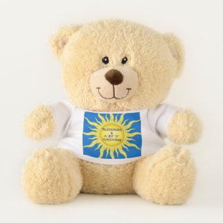Sunshine Blessings Teddy Bear