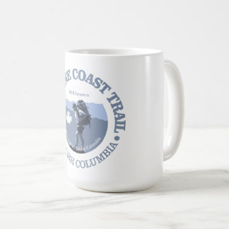 Sunshine Coast Trail Coffee Mug