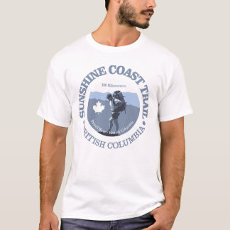 Sunshine Coast Trail T-Shirt