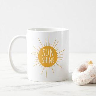 Sunshine Coffee Mug