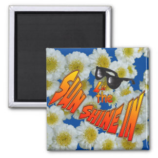 Sunshine Customizable Magnet