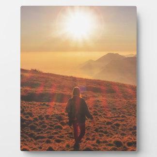 Sunshine - Dawn or Dusk Plaque