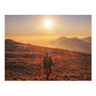 Sunshine - Dawn or Dusk Postcard
