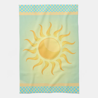 Sunshine Design Kitchen Towel