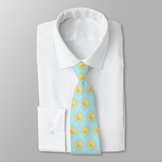 Sunshine Design Necktie