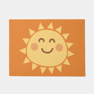 Sunshine Door Mat