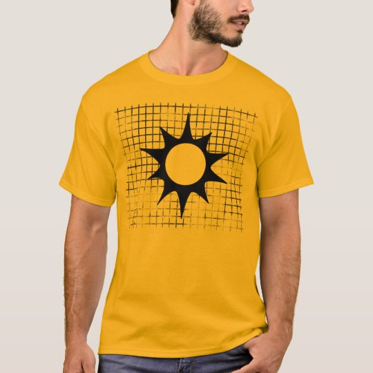 Sunshine Emblem Gold 3 T-Shirt