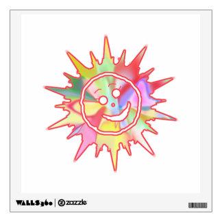Sunshine Fairies Happy Sun Wall Sticker