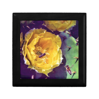 Sunshine, Flowers and Bees. Nature-Themed. Gift Box