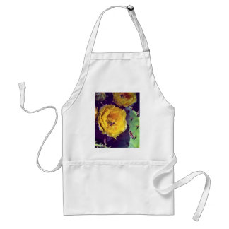 Sunshine, Flowers and Bees. Nature-Themed. Standard Apron