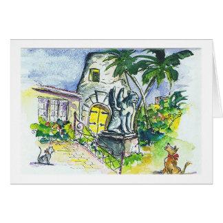 Sunshine Foundation Watercolor Blank Notecard