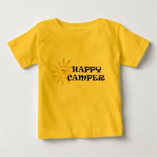 Sunshine Happy Camper Infant T-shirt