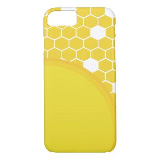 Sunshine Honeycomb iPhone 7 Case