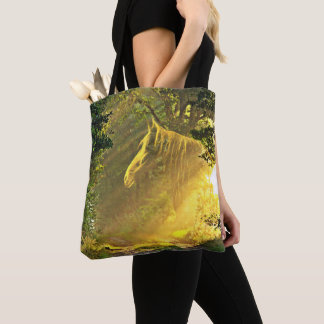 Sunshine horse tote bag