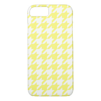 Sunshine Houndstooth 1 iPhone 7 Case