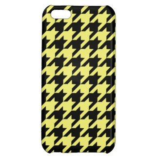 Sunshine Houndstooth 2 iPhone 5C Covers