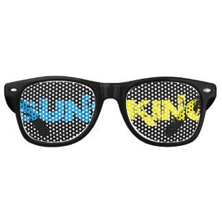 Sunshine King Sunglass Retro Sunglasses