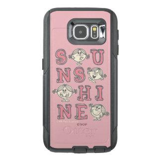 Sunshine Letters OtterBox Samsung Galaxy S6 Case
