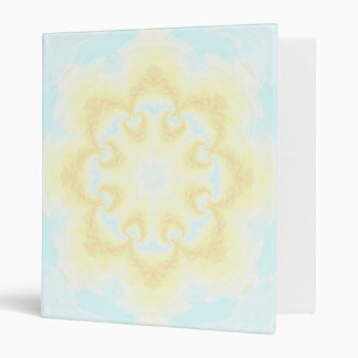 Sunshine Mandala Binder