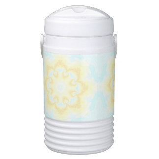 Sunshine Mandala Drinks Cooler