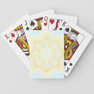 Sunshine Mandala Playing Cards