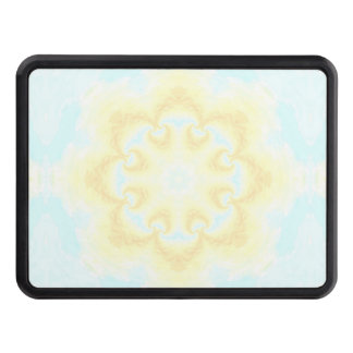 Sunshine Mandala Trailer Hitch Cover