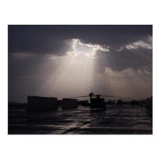 Sunshine over Baghdad Postcard