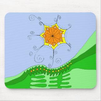 Sunshine Overhill Mousepad