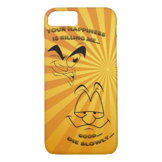 Sunshine Smug Iphone Case