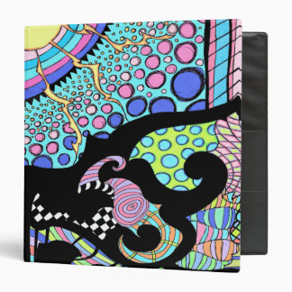 Sunshine Soul One Touch EZD Ring Binder