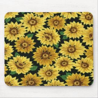 Sunshine Sunflowers Style Mousepad