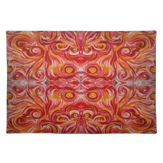 Sunshine Swirl Placemat