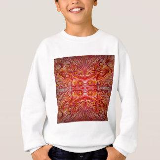 Sunshine Swirl Sweatshirt