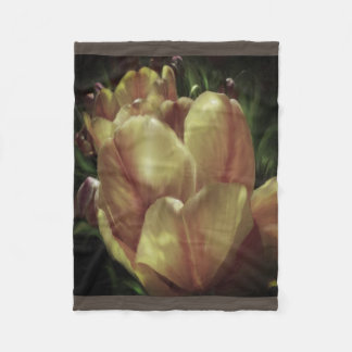 Sunshine Tulip Blanket